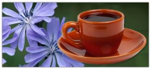 Вместо кофе  заварите  корень цикория