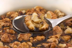 Орехи на ночь при тахикардии