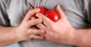 Инфаркт у мужчин случается чаще