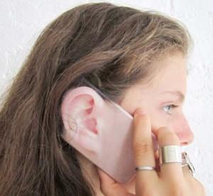 Мобильный к уху