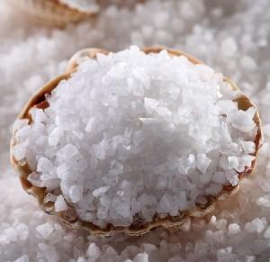 Лечимся морской солью