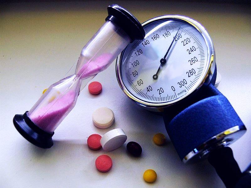 препараты резко снижающие артериальное давление