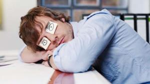 Как не надо спать