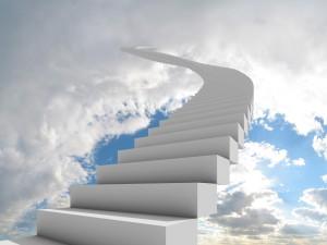 Страшная лестница