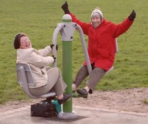 На пенсии жизнь не стоит на месте