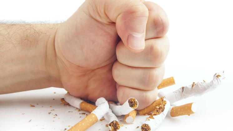 should cigarette smoking become illegal like