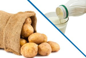 Кефир опаснее картошки?