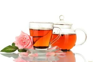 Не пейте чай на голодный желудок