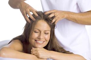 Простые упражнения при головной боли