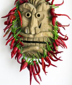 Ядрёная мазь из красного перца для поясницы