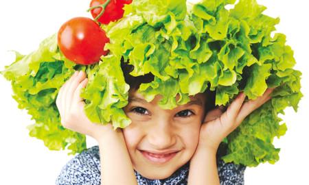 листовых овоща
