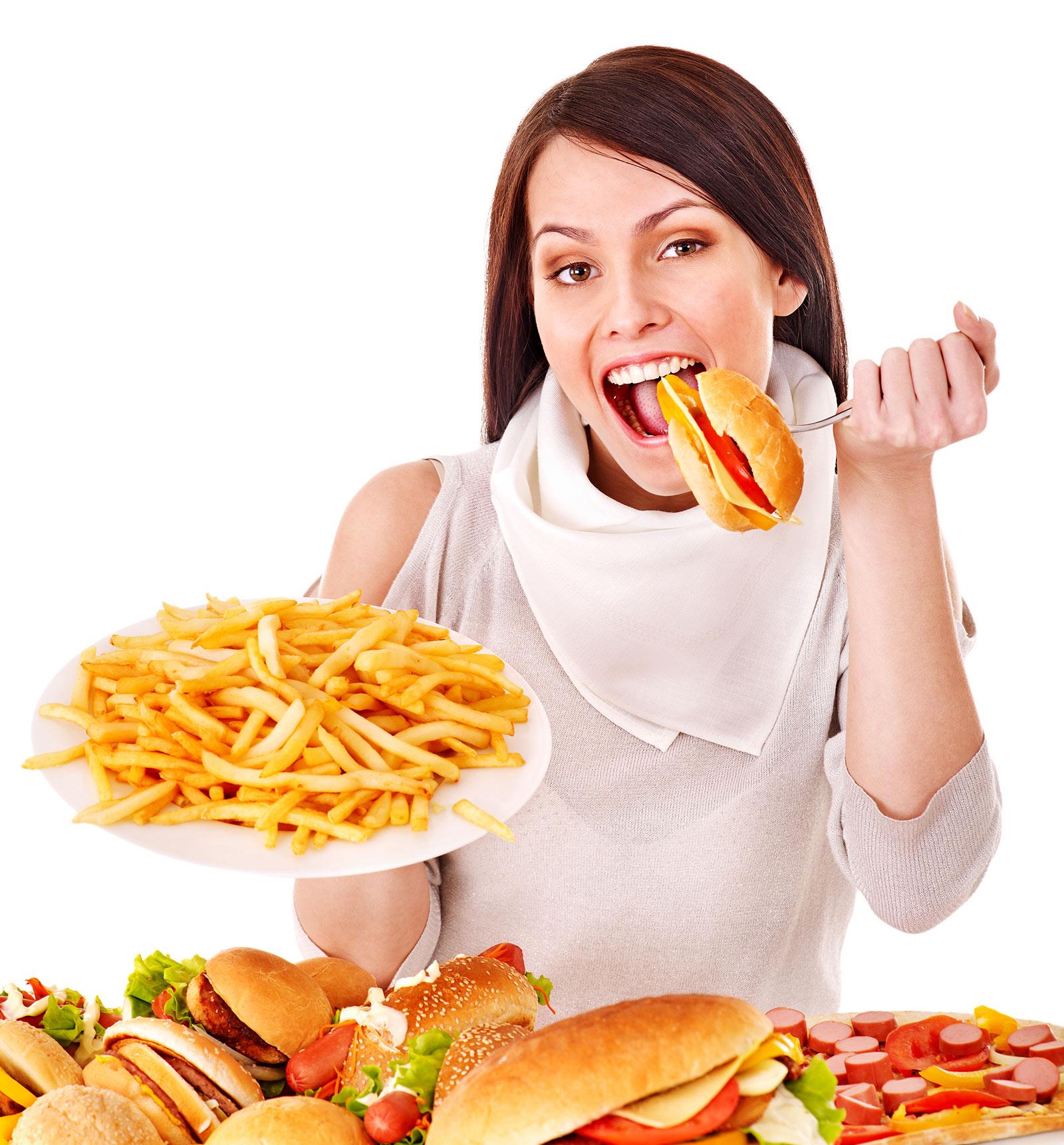 Что нужно есть чтобы не жиреть