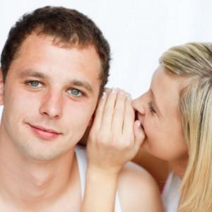 Женское ворчание полезно для мужчин