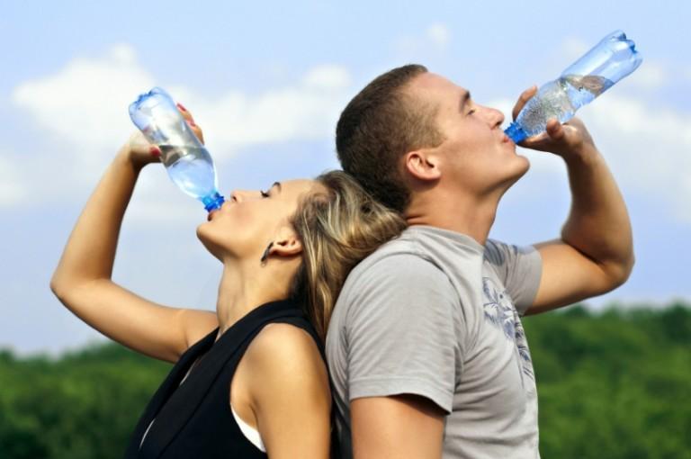 Тело без воды чахнет