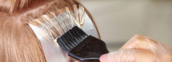 Краска без аммиака не вредит волосам?