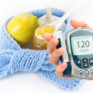 Простуда и диабет2