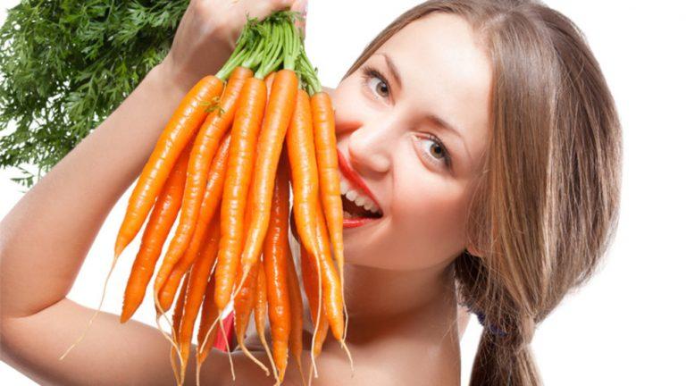 Морковку лучше отварить