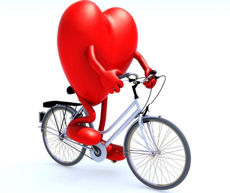 Велосипед полезен для сердца, но…