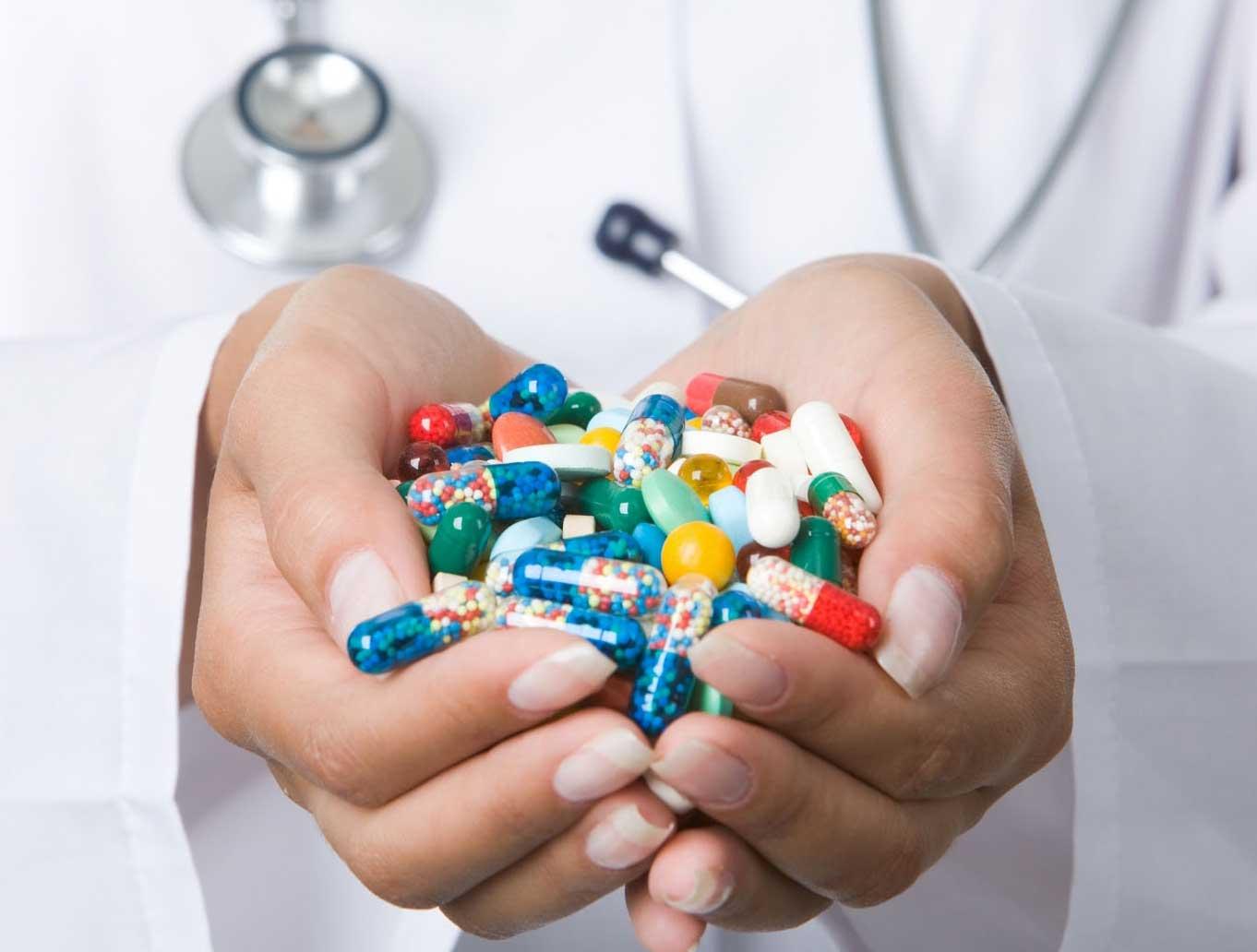 лекарство при спазмах кишечника