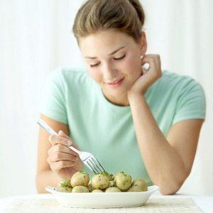 картофель повышает давление