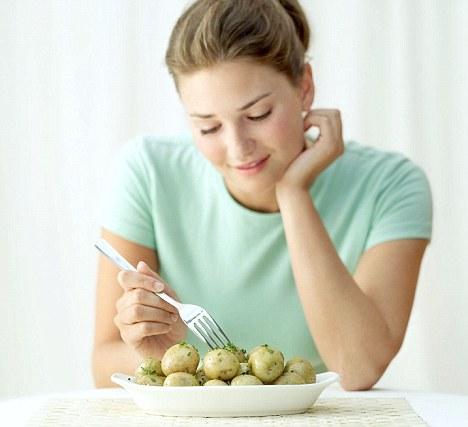 Неужели картофель повышает давление?