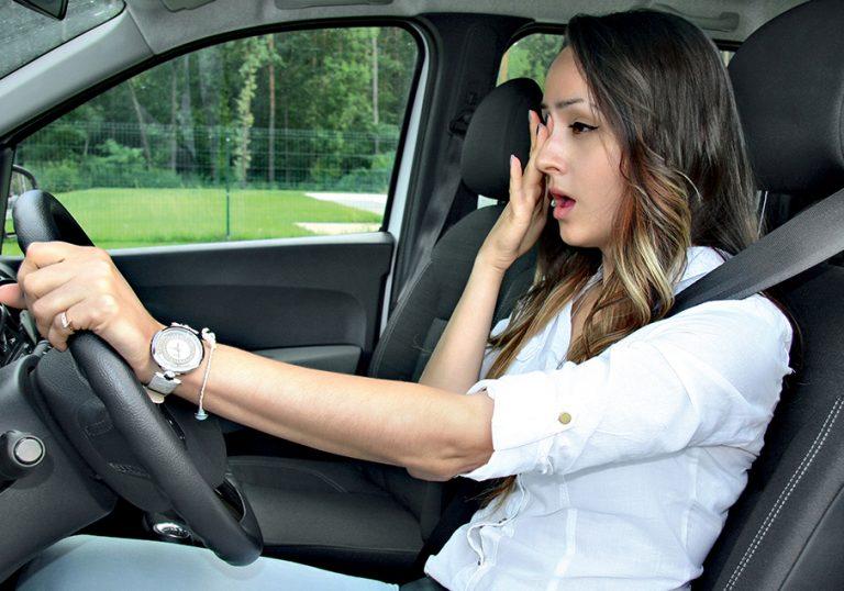 Слышь, водитель? Ты в порядке?