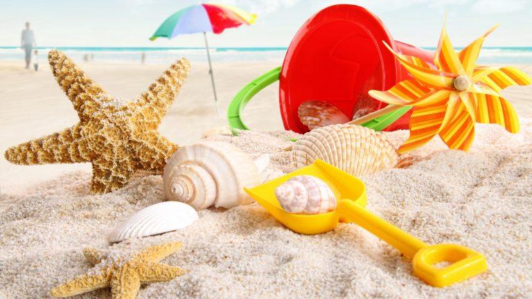 Солнце, пляж… Теперь отит