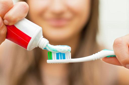 Я чищу зубы каждый раз после еды