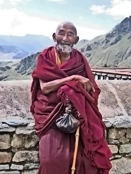 Секреты из Тибета