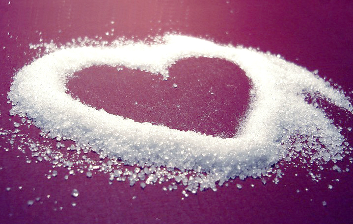 Сахар для сердца так же вреден, как и жир