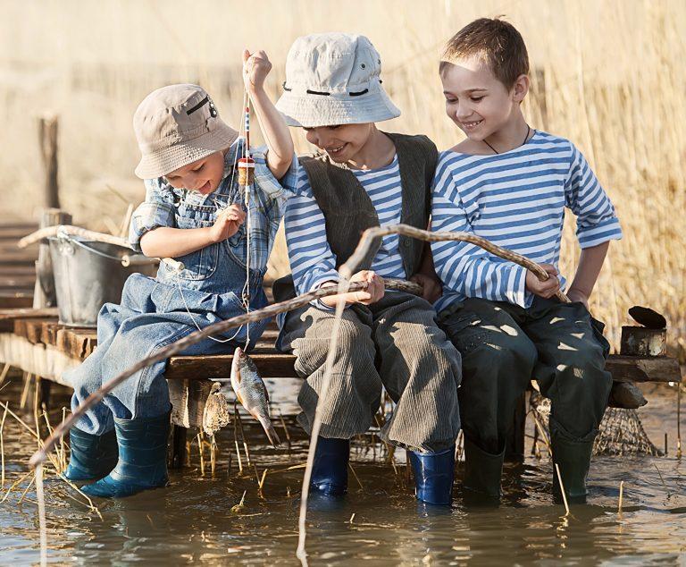 Какая польза от рыбалки?