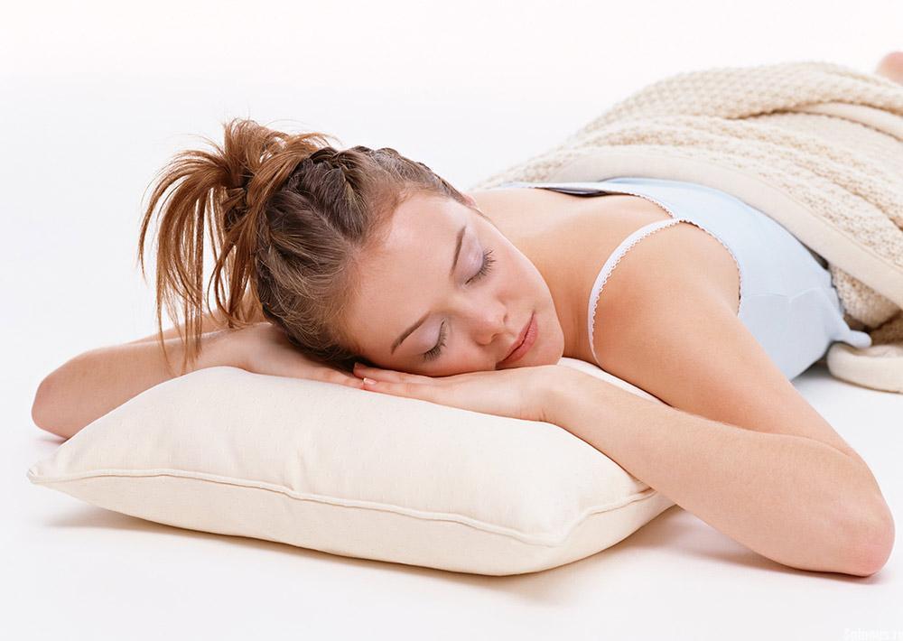 На какой подушке спать?