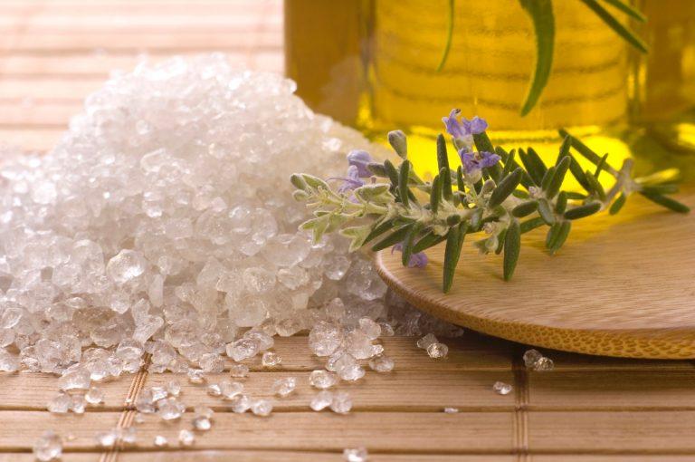 Солью лечатся не одно столетие