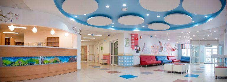 В больницу — с комфортом