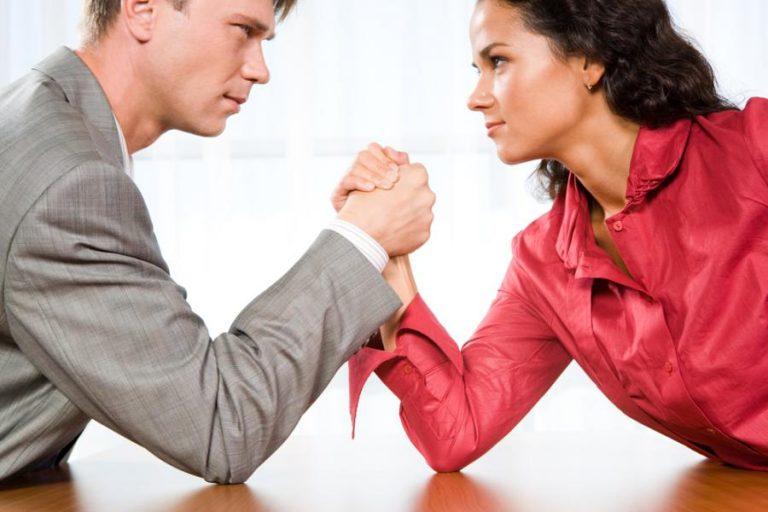 Зачем даме мужские гормоны