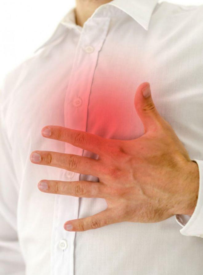 Боль за грудиной терпеть нельзя!