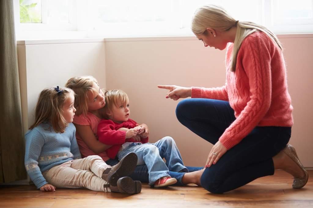 Эти фразы нельзя говорить своим детям