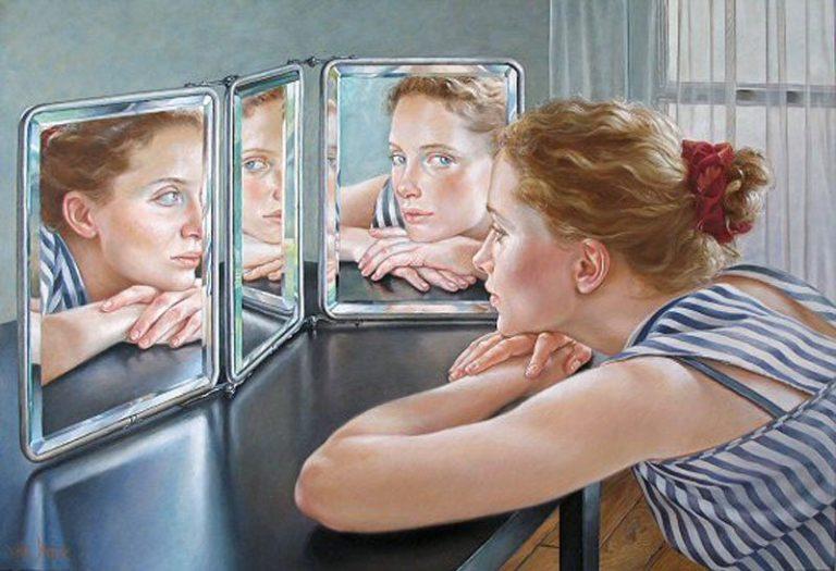 Диагноз ставит зеркало