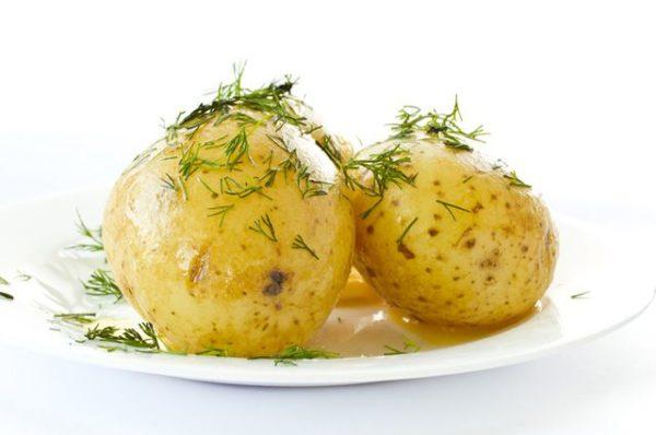 Картофель и гипертония