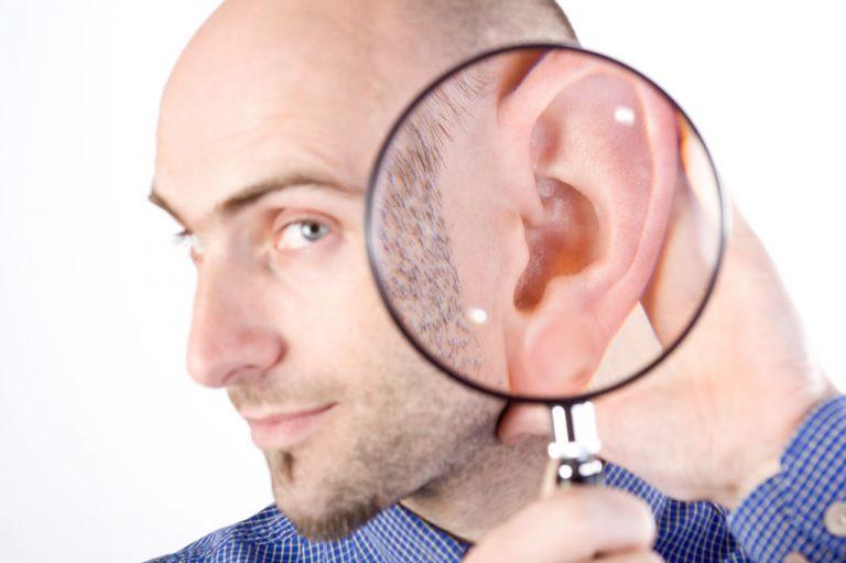 Почему теряем слух