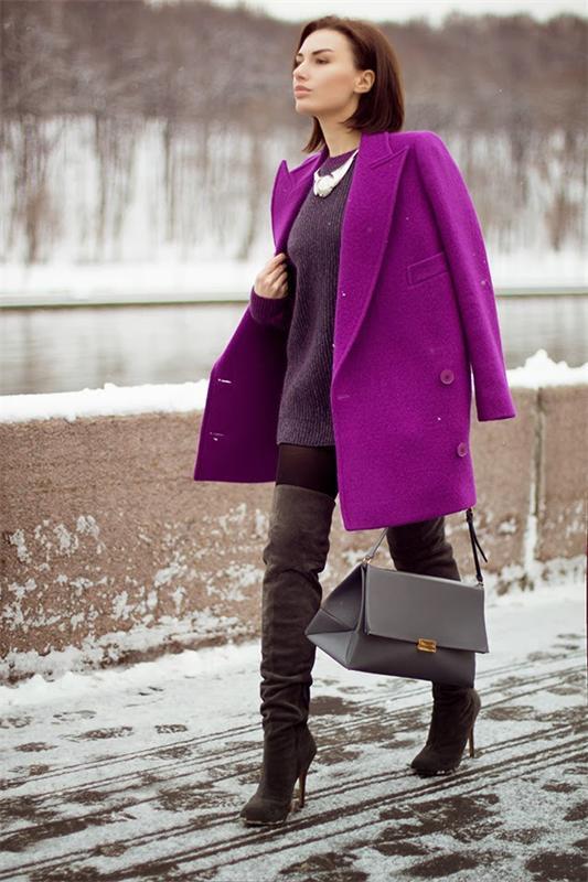 Не спешите весной снимать пальто