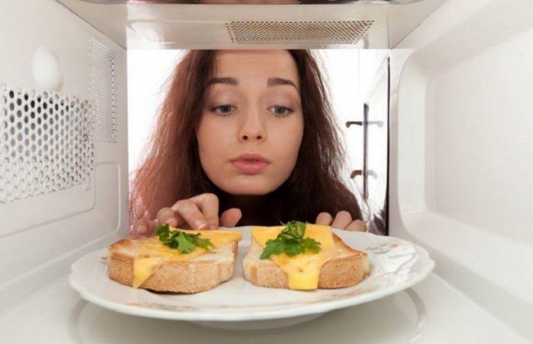 Что нельзя ставить в печь