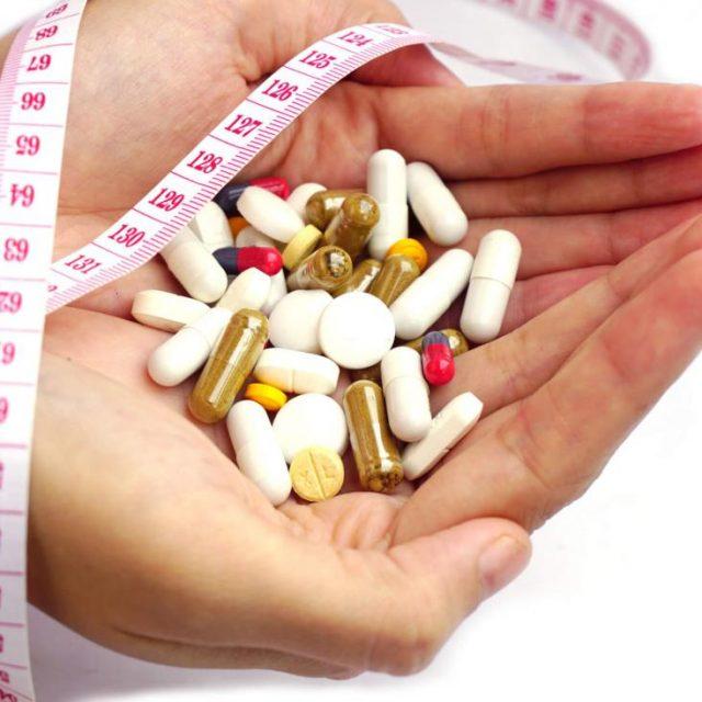 Лишний вес — от таблеток