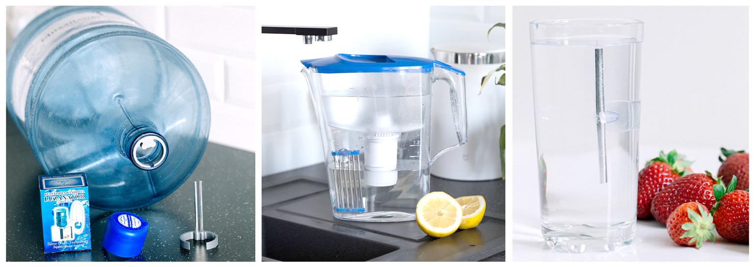 О серебряной воде