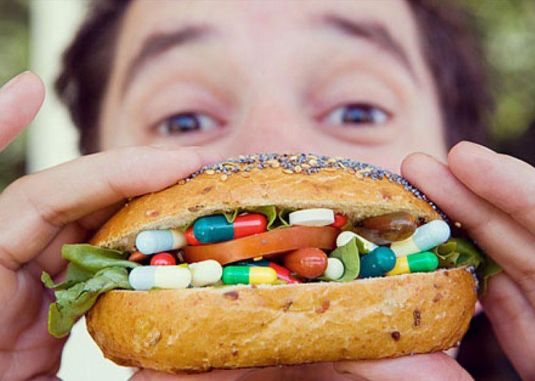 «Лекарство берите из пищи»