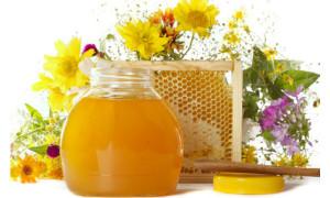 В нашей семье мёд вместо таблеток