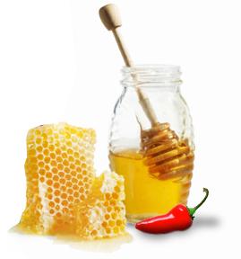 Нет ничего лучше перцовки с мёдом