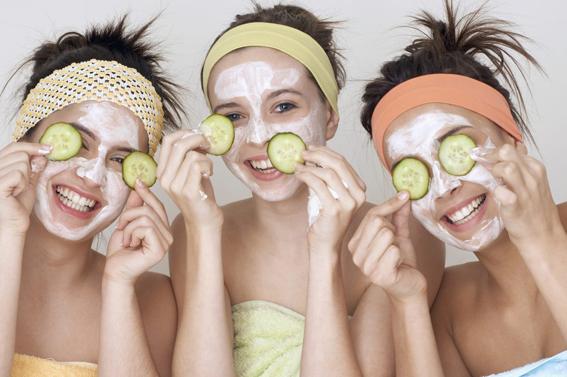 Солнечные маски