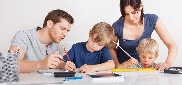 О домашних заданиях и детских неврозах