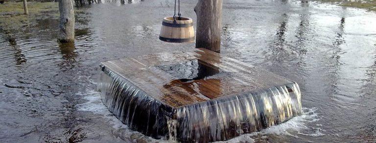 Договорилась с водяным